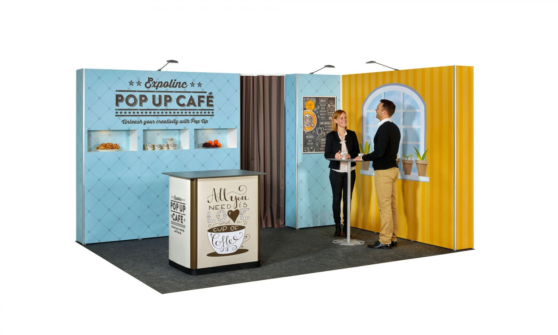 Pop Up Magentic